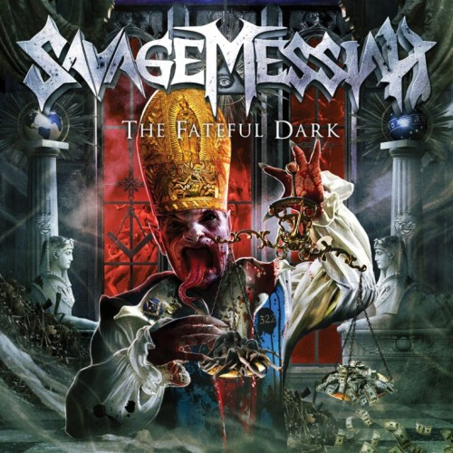 Savage-Messiah-The-Fateful-Dark Cover