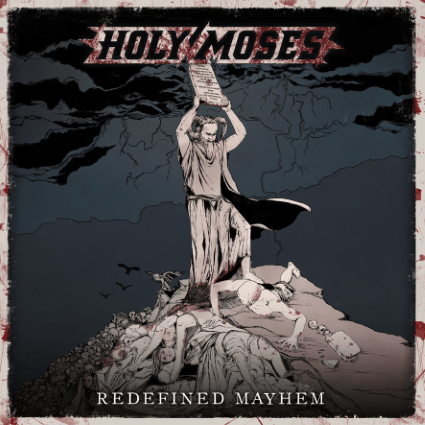 HOLY MOSES CD COVER