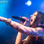 Floor Jansen On Revamp, Touring The U.S., And Game Of Thrones