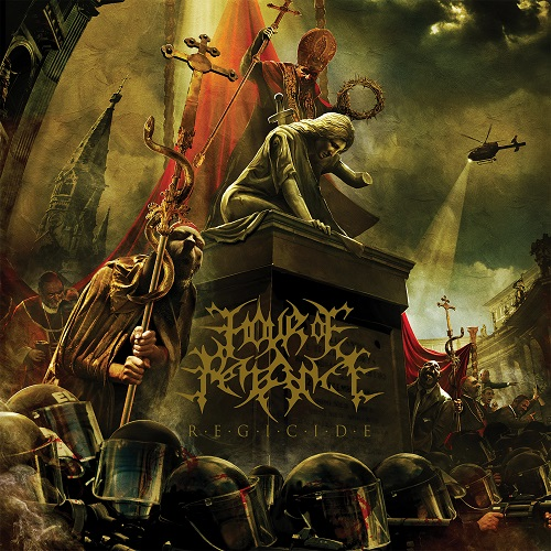 HOUR OF PENANCE COVER ART