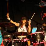 April Samuels: Metalhead, Drummer, & Founder Of Breast Cancer Can Stick It