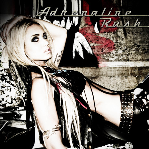 ADRENALINE RUSH CD COVER
