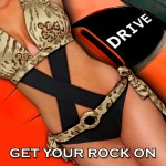 X-Drive: Get Your Rock On