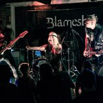 Blameshift: Telling Secrets And Rocking The Masses At Wits End!! – Dallas, TX 8/22/14