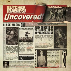 BUTCHER BABIES UNCOVERED CD COVER