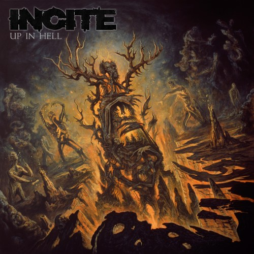 INCITE CD COVER