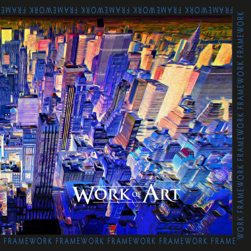 WORK OF ART CD COVER