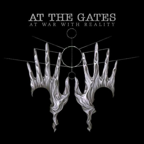 AT THE GATES COVER
