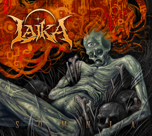 LAIKA CD COVER