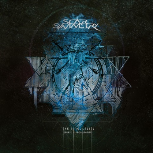 SCAR SYMMETRY 2014 COVER