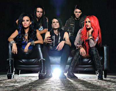 The A&GS Butcher Babies Experience: Part I - A Chat With Heidi Shepherd