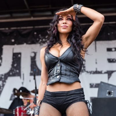 The A&GS Butcher Babies Experience: Part II - Talking With Carla Harvey