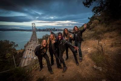 EXODUS BAND SHOT