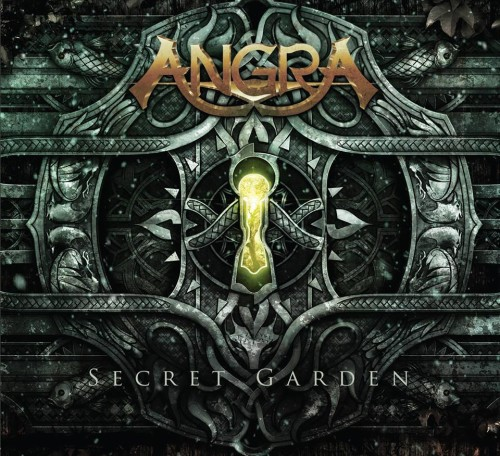 ANGRA SECRET GARDEN COVER