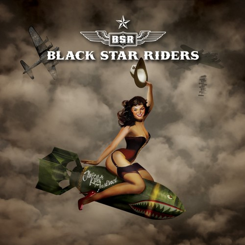 Black Star Riders - The Killer Instinct - Artwork
