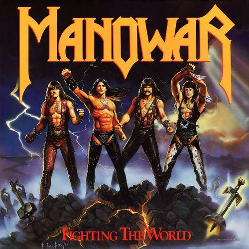 Classic Albums: Manowar - Fighting The World (R.I.P. Our Brother, Win Patton)