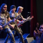 Michael Schenker's Temple Of Rock Rips It Up At Sellersville Theater!! – Sellersville, PA