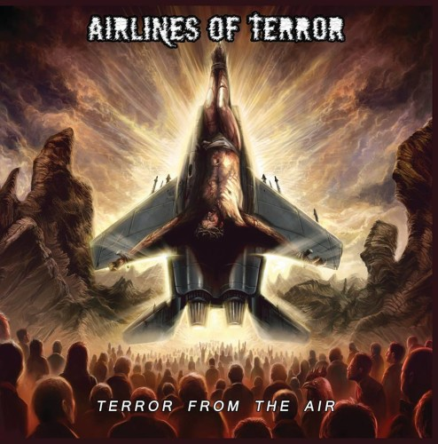 AIRLINES OF TERROR COVER