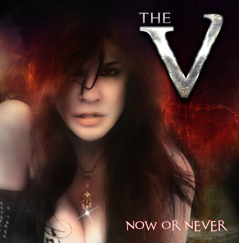 THE V ALBUM COVER