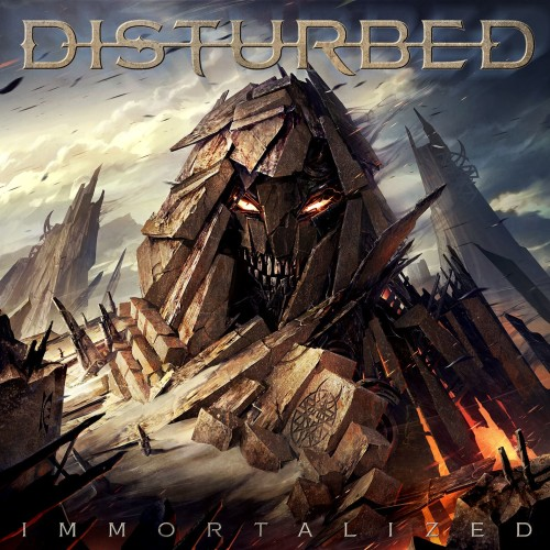 Disturbed-Immortalized cover