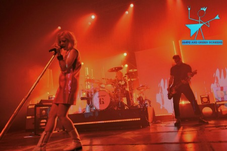 PHOTO GALLERY: Garbage Live At South Side Ballroom!! - 10/15/15