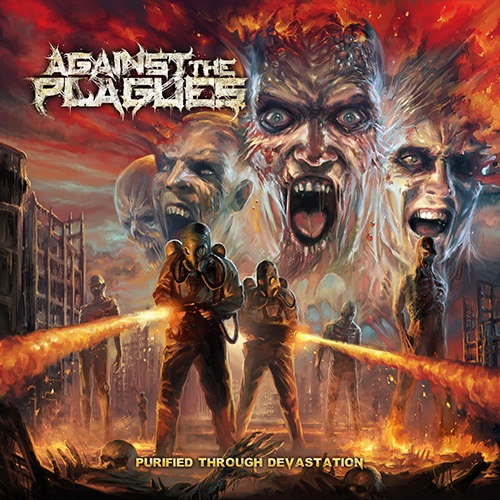 AGAINST THE PLAGUES COVER