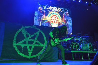 ANTHRAX LIVE 3