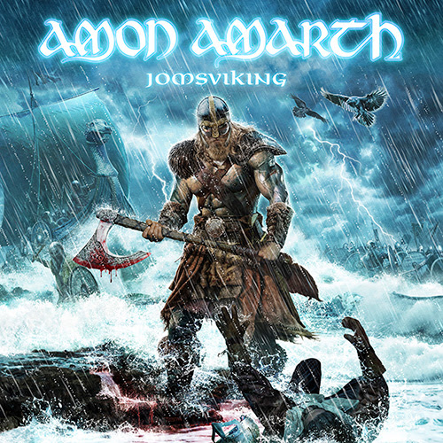 AMON AMARTH COVER 2016
