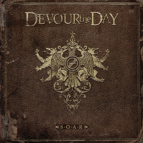 DEVOUR THE DAY COVER