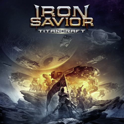 IRON SAVIOR COVER 2016