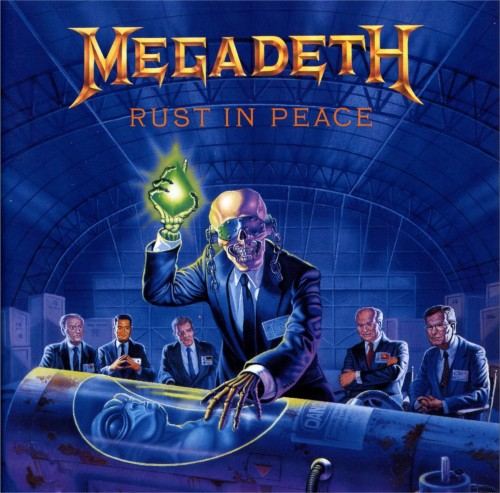 MEGADETH - RUST IN PEACE 2