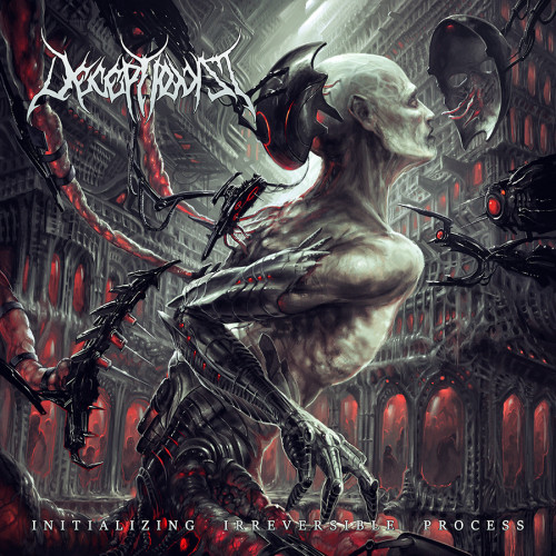 DECEPTIONIST 2016 cover!!