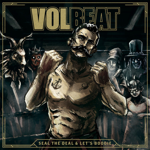 VOLBEAT COVER 2016