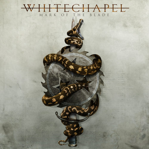 Whitechapel_-_Mark_of_the_Blade COVER