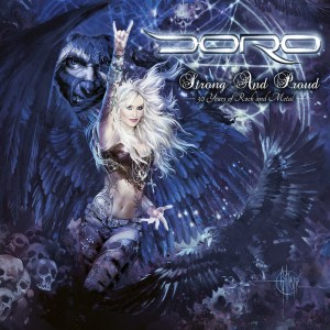 Doro - Strong And Proud - Artwork