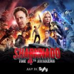 Sharknado: The 4TH Awakens Is Nonsense But That's OK!!