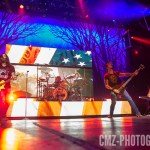 3 Doors Down, Pop Evil, And Red Sun Rising: Count Basie Theatre – Red Bank, NJ 9/11/16
