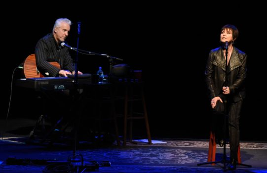 PAT BENATAR AND NEIL GIRALDO TEACH A LESSON IN ROCK AND ROLL AT THE MAJESTIC THEATRE – DALLAS, TX 3/19/2017