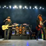 ZZ Top Opens The Brand New Toyota Music Factory With A Bang!! – Irving, TX 9/9/17