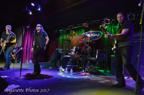 Lynch Mob and Brand of Julez live At B.B. King Blues Club and Grill!! - NYC 11/7/17