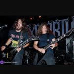 Conan From Exmortus Chats About The Sound Of Steel With Amps and Green Screens!!