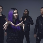 "Skarlett Riot Premiere Video For ""Human"": An Amps And Green Screens Exclusive!!"