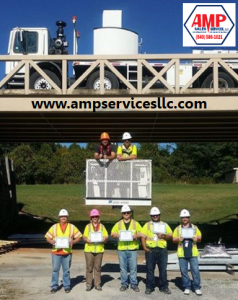 AMP Sales and Services LLC - Training Course for Underbridge Access Unit Bucket Operation