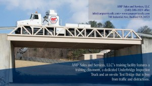 AMP Sales and Services, LLC: On-site Test Bridge