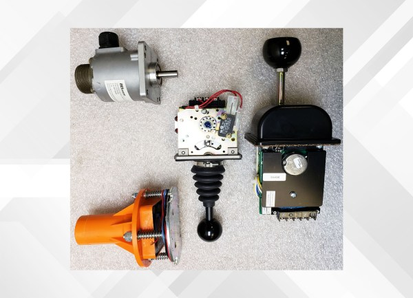 Paxton-Mitchell Snooper Truck – Encoders, Controllers and Level Sensors