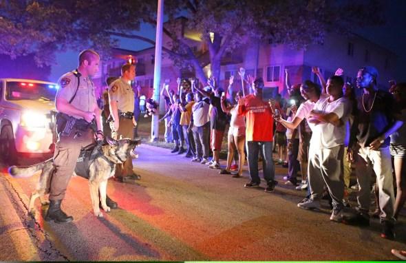 ferguson-police-dog