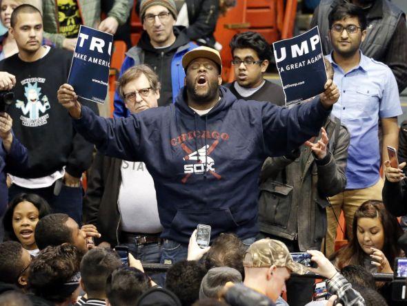 trump-protester