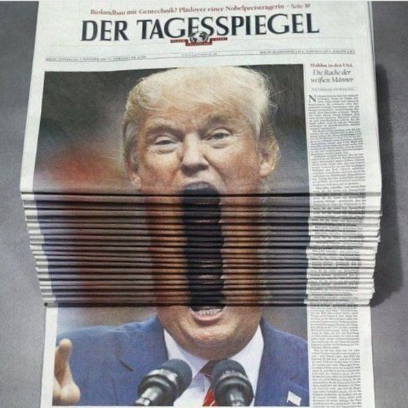 trump-newspaper-pile