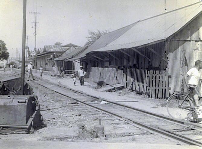60 Zona portuaria 1965