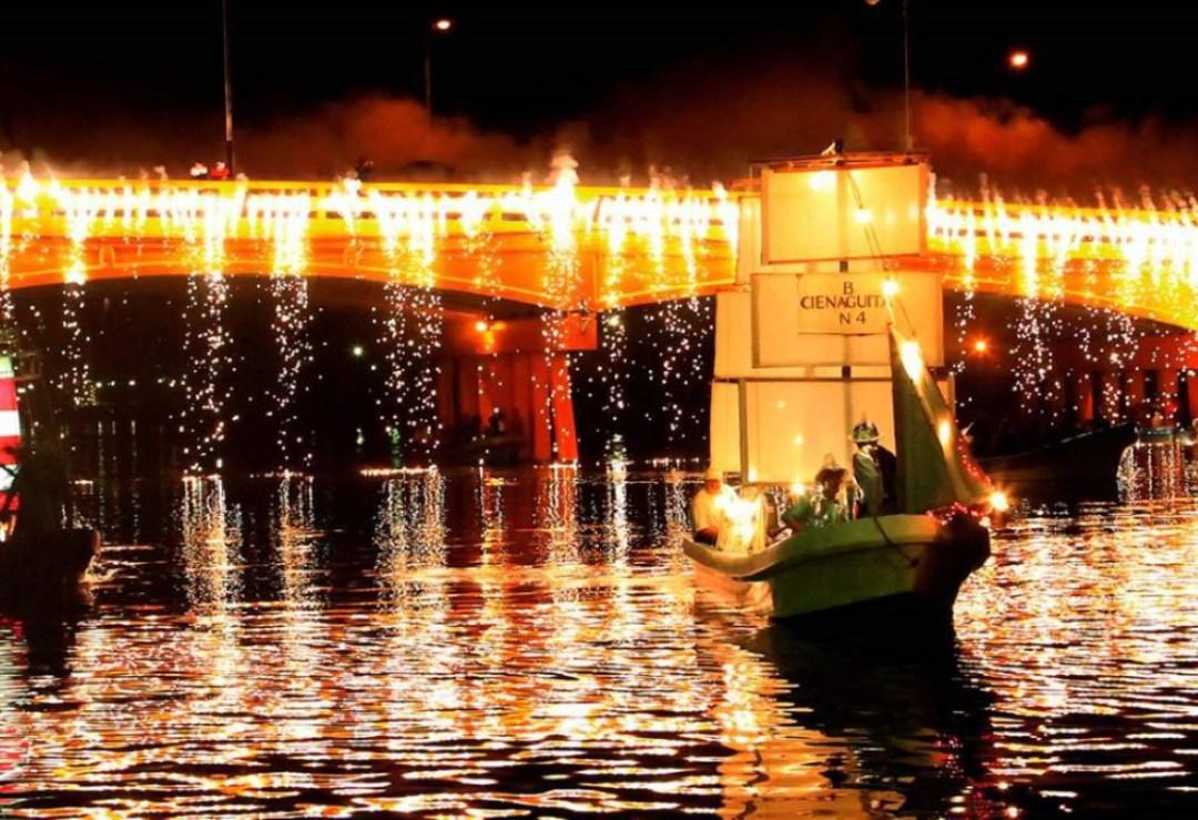 Noche Veneciana- Feria Agostina